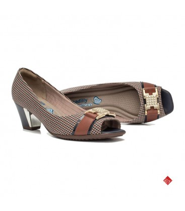 Peep Toe Piccadilly Maxi Therapy 714066