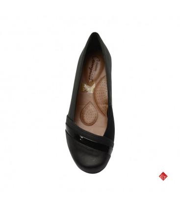 Sapato Campesí Joanete Salto Baixo Ref.L5452