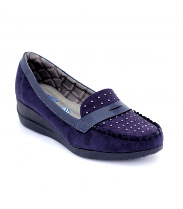 Mocassim Anabela Piccadilly